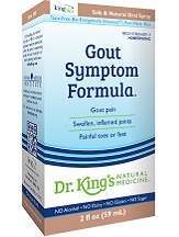 Dr. King's Gout Symptom Formula Review
