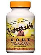 Nutrapathic G.O.U.T. Review