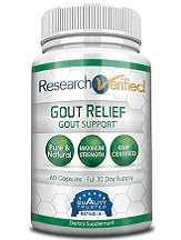 ResearchVerified Gout Relief Review