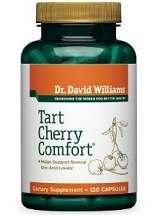 Dr.David Williams Tart Cherry Comfort Review
