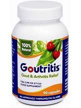 Goutritis Gout and Arthritis Relief Review