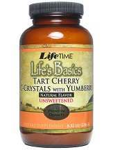 Lifetime Life's Basics Tart Cherry C Crystals with Yumberry Review
