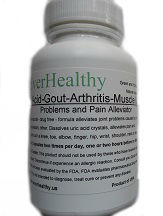 EverHealthy Uric Acid Gout and Joint Pain Alleviator Revieww