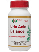 Nature's Health Uric Acid Balance Review