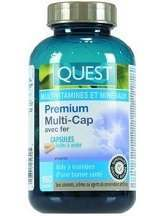 Quest Premium Multi-Cap with Ester-C Review