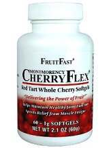 Cherry Flex Soft Gels Review
