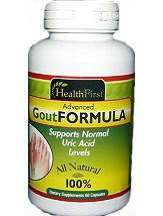 Health First Advanced Gout Formula Review